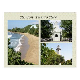 Vistas de Rincon Puerto Rico Postkarte