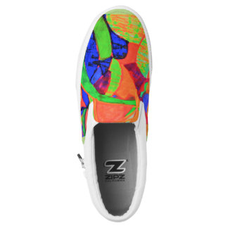 Visuell Slip-On Sneaker