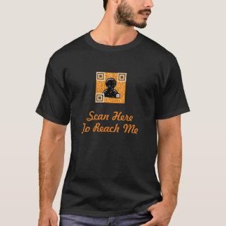 Visuelle QR T-Shirts