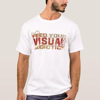 Visuelle Sucht T-Shirt