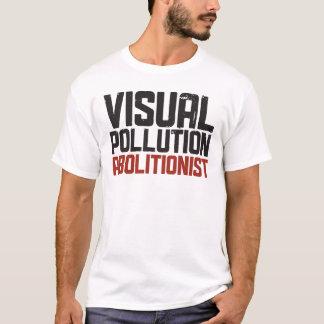 Visuelle Verschmutzung T-Shirt