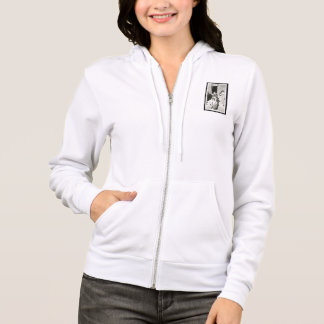 Vitage Volleyball Hoodie