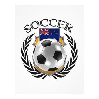 Vitesse de fan du football 2016 de la Nouvelle Prospectus 21,6 Cm X 24,94 Cm