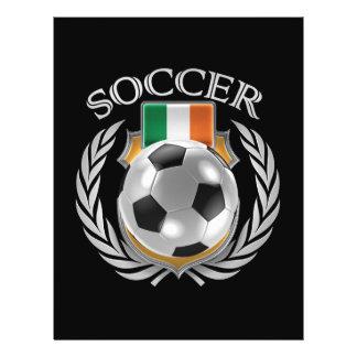 Vitesse de fan du football 2016 de la république prospectus 21,6 cm x 24,94 cm
