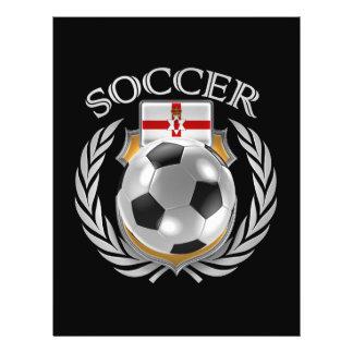 Vitesse de fan du football 2016 de l'Irlande du Prospectus 21,6 Cm X 24,94 Cm