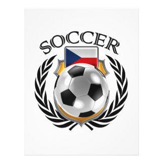 Vitesse de fan du football 2016 de République Prospectus 21,6 Cm X 24,94 Cm