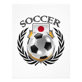 Vitesse de fan du football 2016 du Japon Prospectus 21,6 Cm X 24,94 Cm
