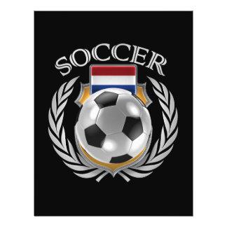 Vitesse néerlandaise de fan du football 2016 prospectus 21,6 cm x 24,94 cm