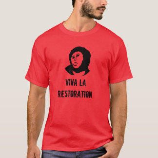 Viva La-Wiederherstellung - Ecce Homofresko T-Shirt