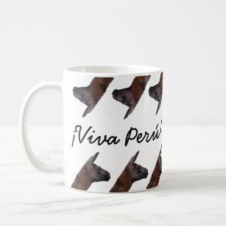 Viva Perú Lama-Tasse Kaffeetasse