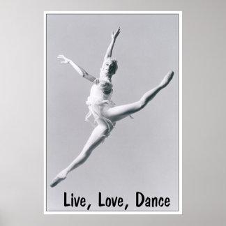 Vivant, amour, danse 2 posters