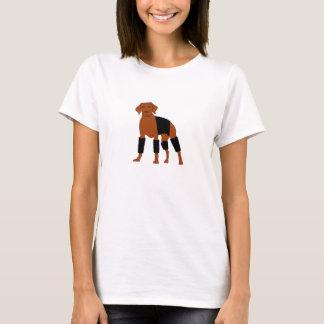 Vizsla der Flausch-HundeT - Shirt (Frauen)