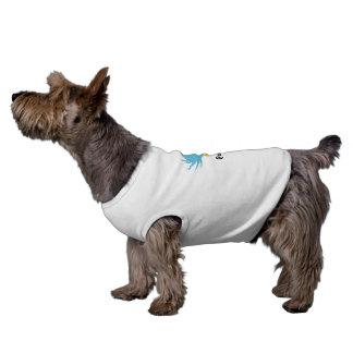 Vl-Blicke • Blick-Welpe Ärmelfreies Hunde-Shirt