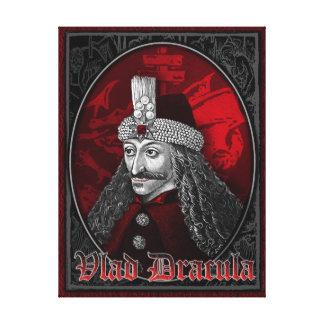 Vlad Dracula gotisch Leinwanddruck