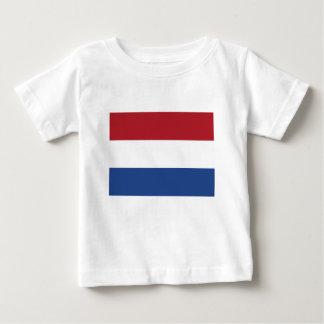 Vlag Packwagen Nederland - Flagge der Niederlande Baby T-shirt
