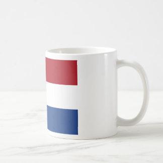Vlag Packwagen Nederland - Flagge der Niederlande Tasse