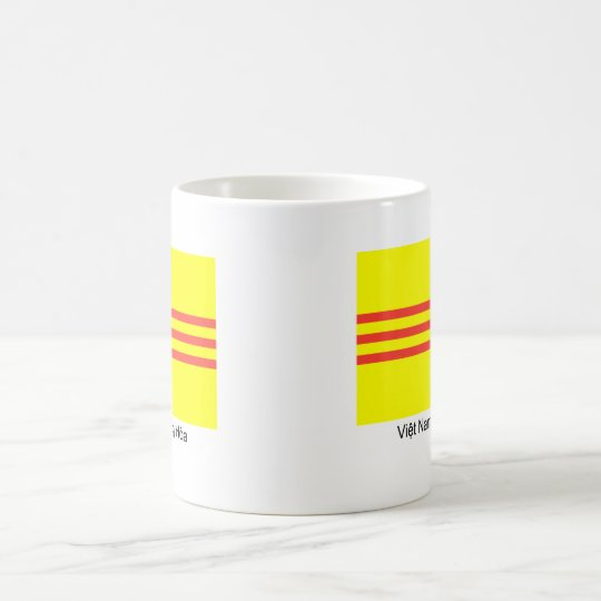 VNCH Flagge Kaffeetasse