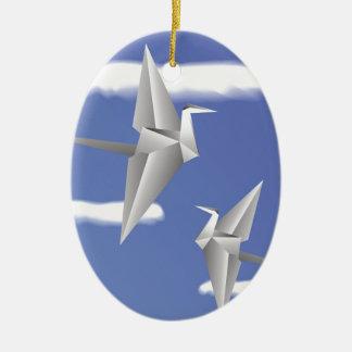 Vögel 78Paper _rasterized Keramik Ornament