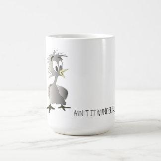 Vogel-ain´t es wunderbar! kaffeetasse