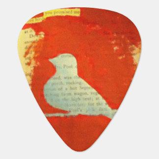 Vögel änderten Kunst-Plektrum Plektrum