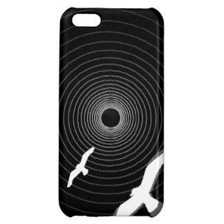 Vögel beleuchten am Ende des Tunnels Hüllen Für iPhone 5C