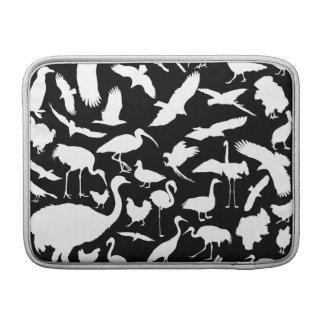 Vögel der Welt MacBook Sleeve