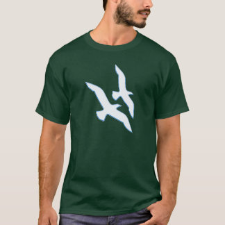 Vogel-Fliegen T-Shirt