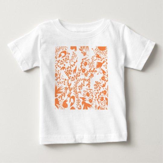 Vögel für Baby Baby T-shirt