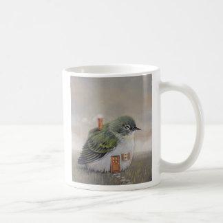 Vogel-Haus Kaffeetasse
