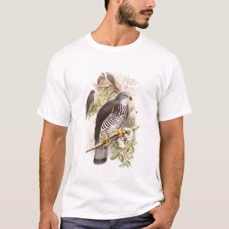Vögel Honig-Bussard Johns Gould von Großbritannien T-Shirt