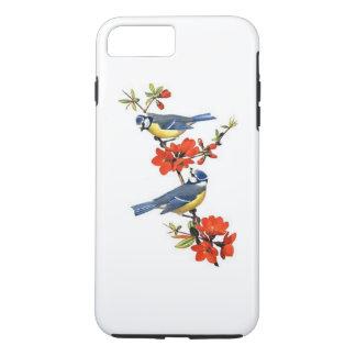 Vogel-Motiv iPhone 8 Plus/7 Plus Hülle