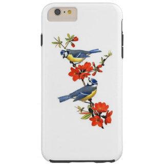 Vogel-Motiv Tough iPhone 6 Plus Hülle
