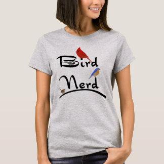 Vogel-Nerd-Shirt T-Shirt