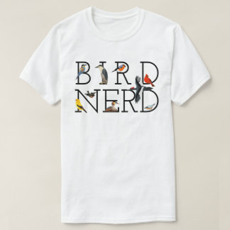 Vogel-Nerd T-Shirt