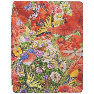 Vögel, Schmetterlinge iPad 2,3,4 intelligente iPad Hülle