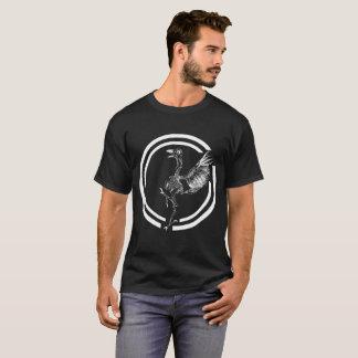 Vogel-Skelett T-Shirt