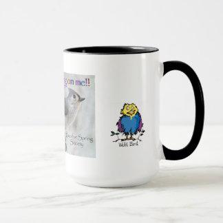 Vögel u. mehr Vögel Tasse