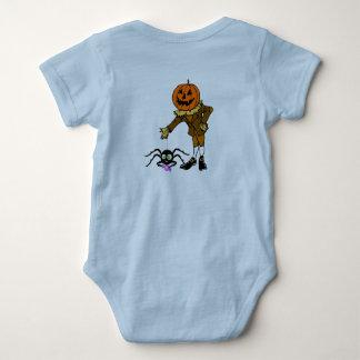 Vogelscheuche-Baby-Jersey-Bodysuit Baby Strampler