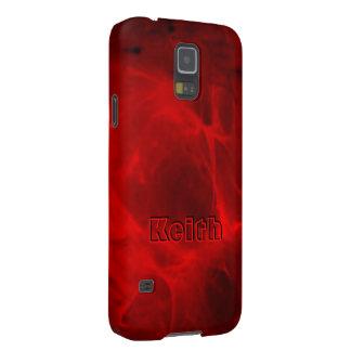 Voller roter Kasten Samsung-Galaxie S5 für Keith Galaxy S5 Hüllen