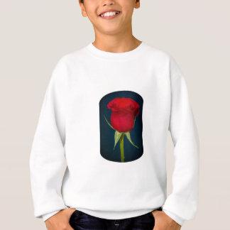 volles Sleave Rosen-Bild Sweatshirt