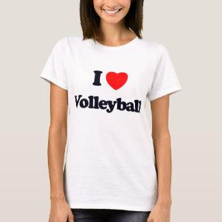 Volleyball der Liebe I T-Shirt