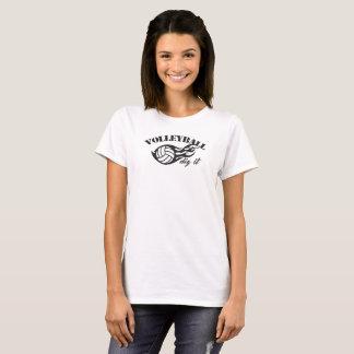 Volleyball-Grabung es T-Shirts