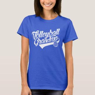 Volleyball-Großmutter T-Shirt