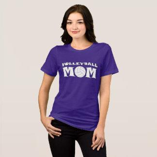 Volleyball-Mamma-Spieler-Namen-u. Jersey-Zahl-T - T-Shirt