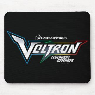 Voltron | legendäres Verteidiger-Logo Mauspads
