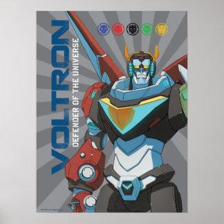 Voltron | Verteidiger des Universums Poster