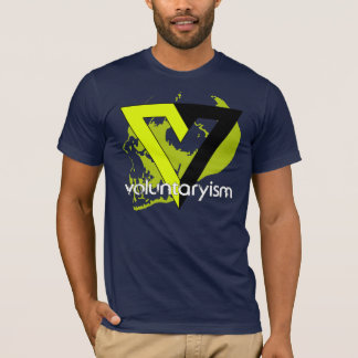 Voluntaryist Nicht-Angriff T-Shirt