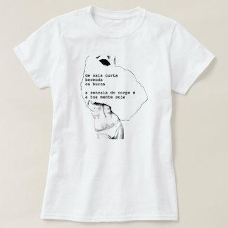 von burca oder nackt T-Shirt