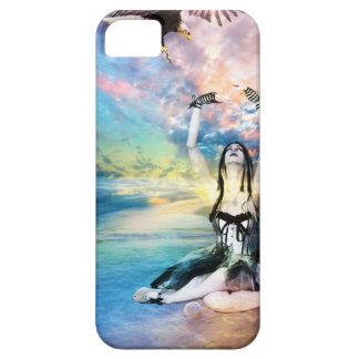 VON EINER FEDER ~ FREIHEIT iPhone 5 COVER