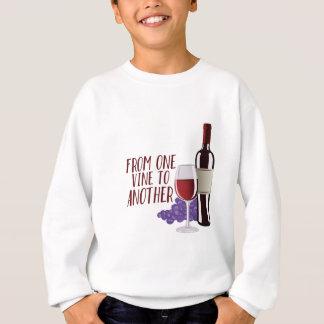 Von einer Rebe Sweatshirt